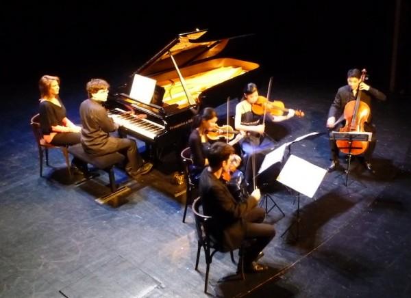 Lorenzo SOulès & Quatuor Hermes